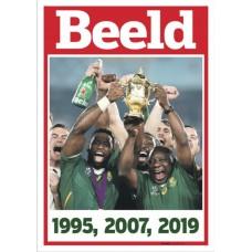 Wêreldbeker Beeld Voorblad 2019 - Rugby